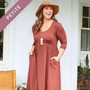 Matilda Jane Country Drive Maxi Dress